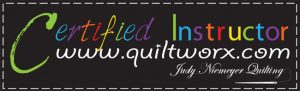 Quiltworx Certified Instructor